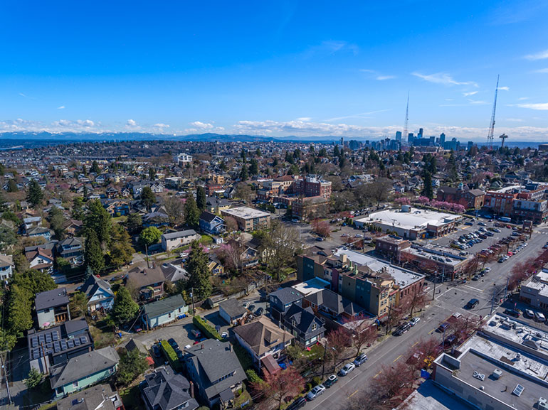 SOLD!   2220 Queen Anne Ave N Redevelopment Site